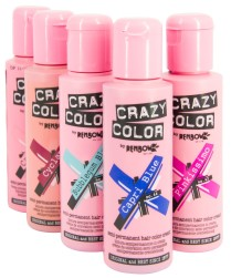 crazy color pastel hair colours