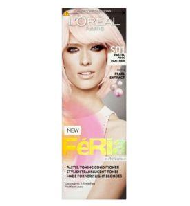 L'Oreal Feria Pastel Hair Toner