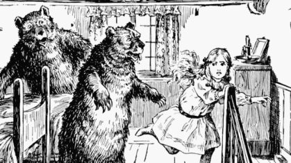 moving on after a date goldilocks and the three bears