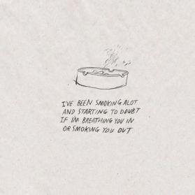 keaton henson - smoking quote